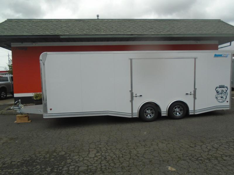 2019 Alcom-Stealth C8.5X24CH-PPS PINNACLE Car / Racing Trailer