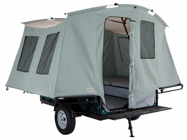 2018 Jumping Jack Trailers JT6X8 Folding Camper