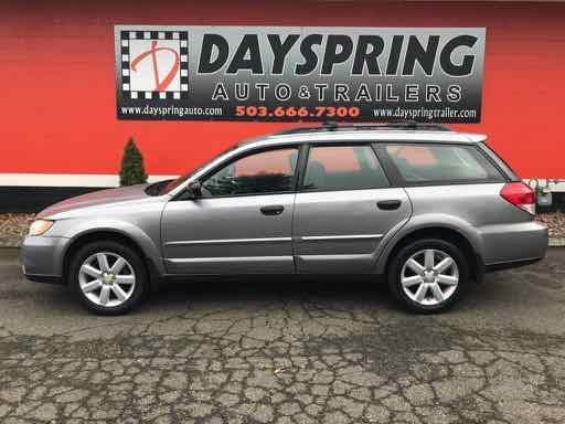 2008 Subaru outback Car