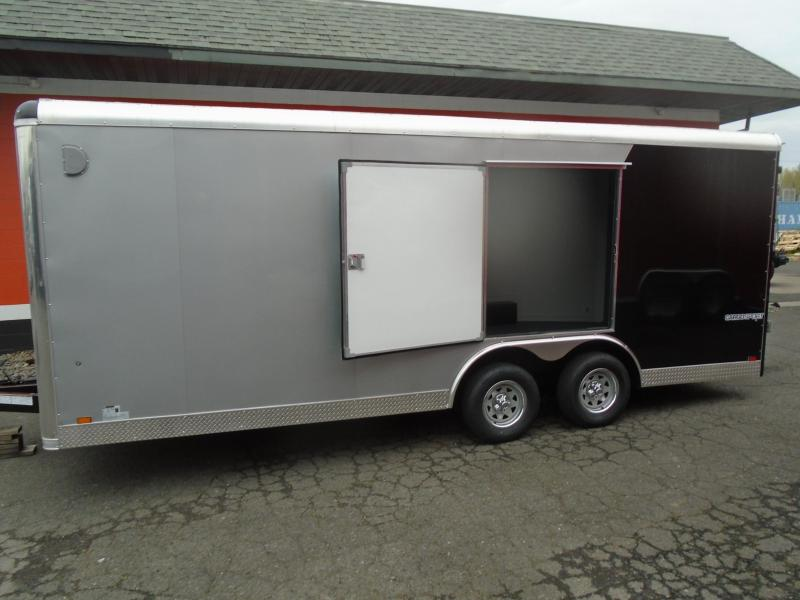 2020 Pace American CS85X20TE2 Car / Racing Trailer