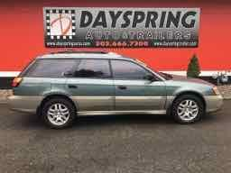 2001 Subaru OUTBACK Car