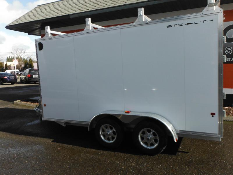 2018 CargoPro Trailers CONTRACTOR Enclosed Cargo Trailer