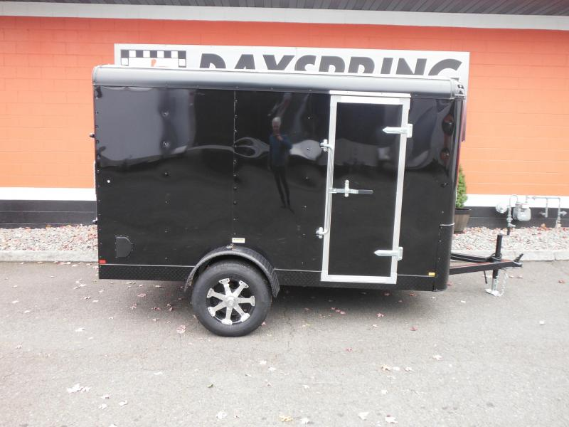 2018 Mirage Trailers MXL610SA Enclosed Cargo Trailer