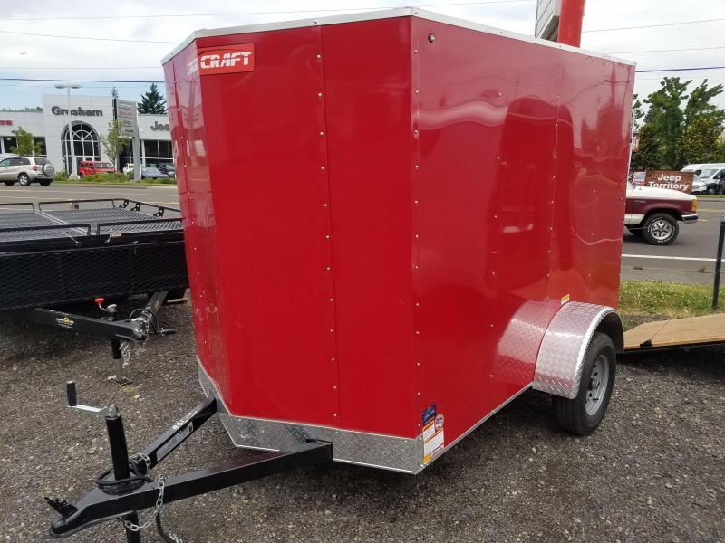 2018 Mirage Trailers MCC58SA Enclosed Cargo Trailer