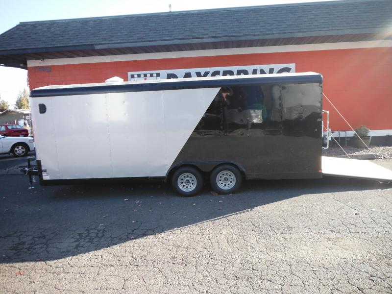 2018 Mirage Trailers MXPO8.5X20TA2 Car / Racing Trailer