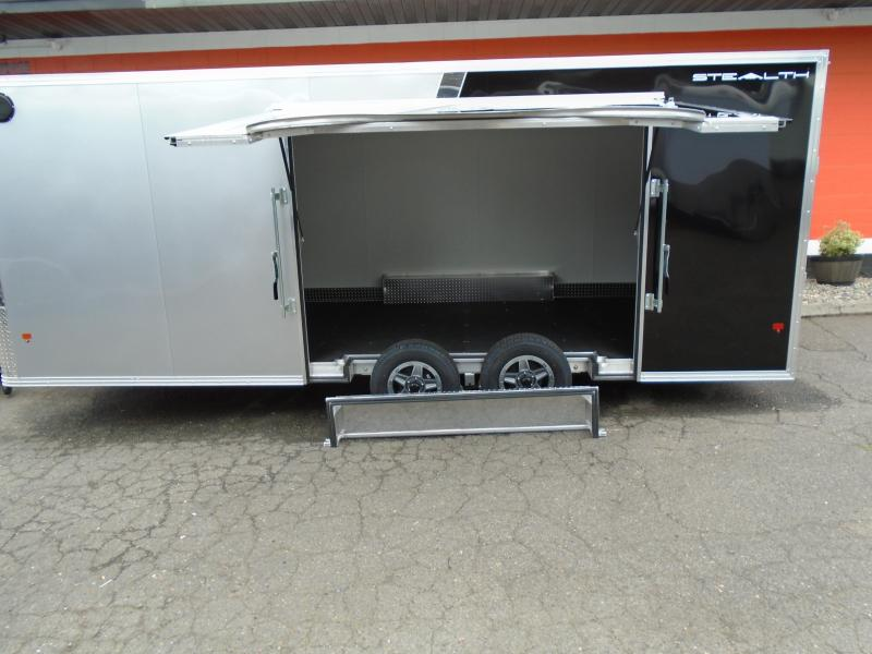 2018 Alcom-Stealth STEALTH 8X20 Car / Racing Trailer