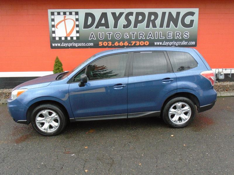 2014 Subaru FORESTER Car
