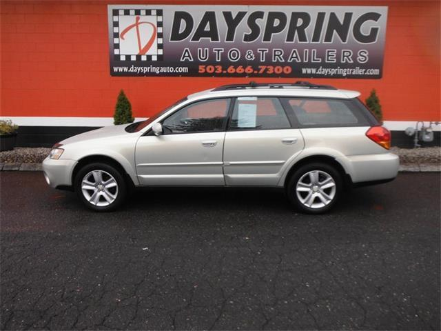 2005 Subaru Outback 2.5 XT 4-Door Wagon