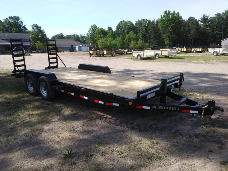 "2018 Norstar 83"" X 20' 14K Equipment Trailer"