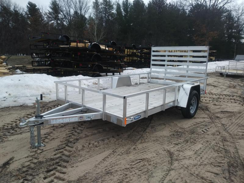 2020 6x12 Aluminum  Everlite Utility Trailer