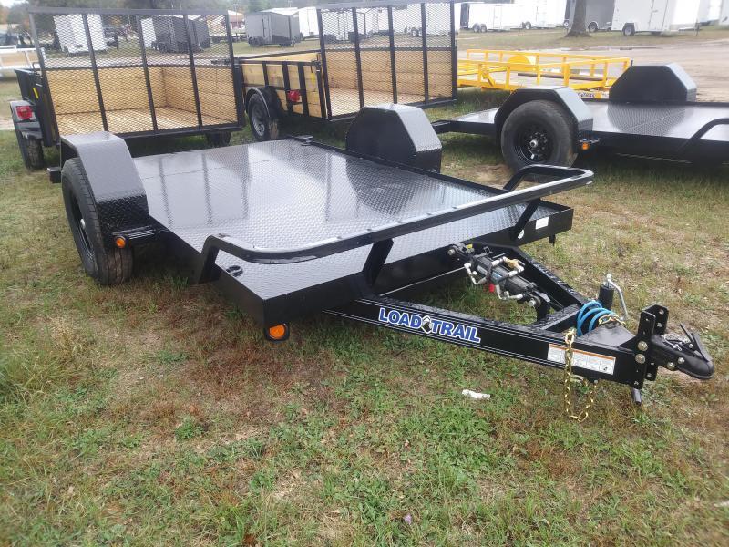 2020 Load Trail SH07 - Single Axle Landscape 60 x 10 Equipment Trailer
