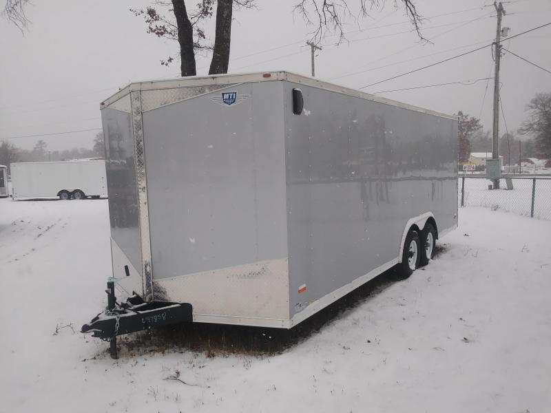 2019 MTI Trailers 8.5 X 20 Car / Racing Trailer