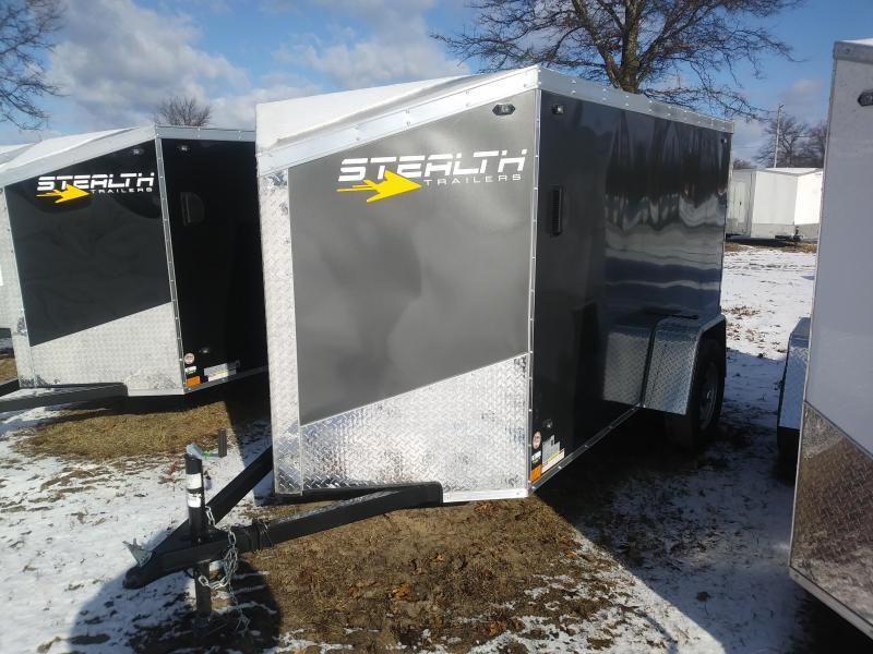 2020 Stealth Trailers Titan 5x10 Enclosed Cargo Trailer