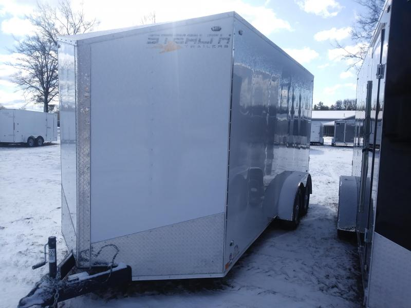 2020 Stealth Trailers Mustang 7x16 Enclosed Cargo Trailer