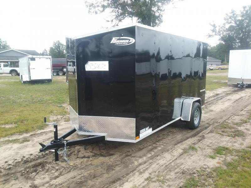 2020 Formula Trailers FSCAA6X12SI2FF Enclosed Cargo Trailer