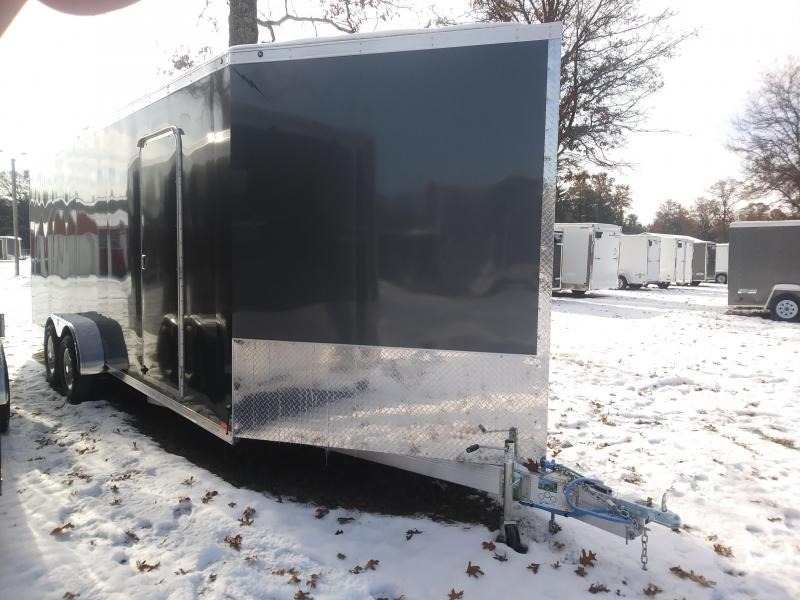 2019 Lightning 7x27 Snowmobile Trailer
