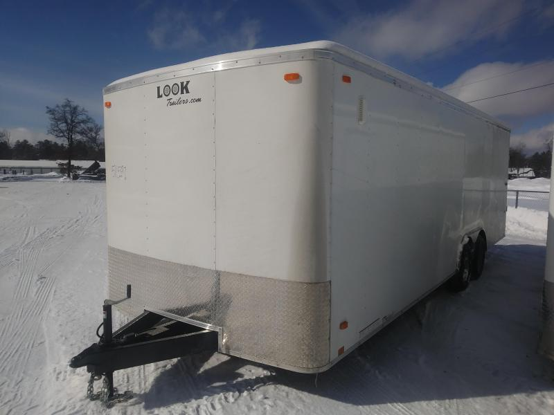 2019 Look Trailers 8.5x24 10K Car / Racing Trailer