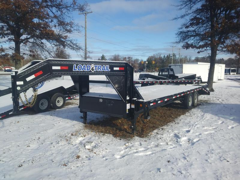 2019 Load Trail GH14 Gooseneck 102 x 25 Equipment Trailer