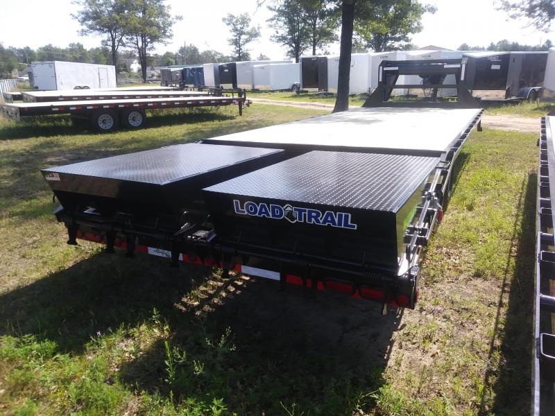 "2019 Load Trail 102"" X 25' 14K Tandem Heavy Duty Gooseneck Equipment Trailer"