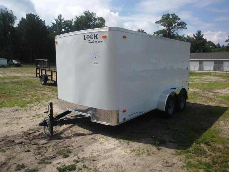 2020 Look Trailers 7X14 Enclosed Cargo Trailer