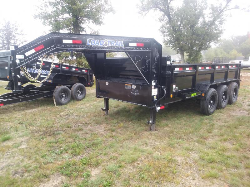 2020 Load Trail GD21 83 x 16 Dump Trailer