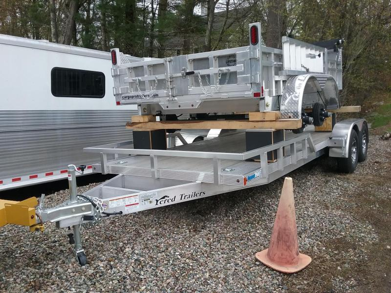 2019 Sundowner Trailers Open car haulers Flatbed Trailer