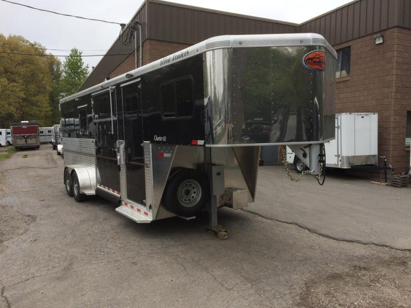 2018 Sundowner Trailers Sundowner 2&1 Horse Trailer