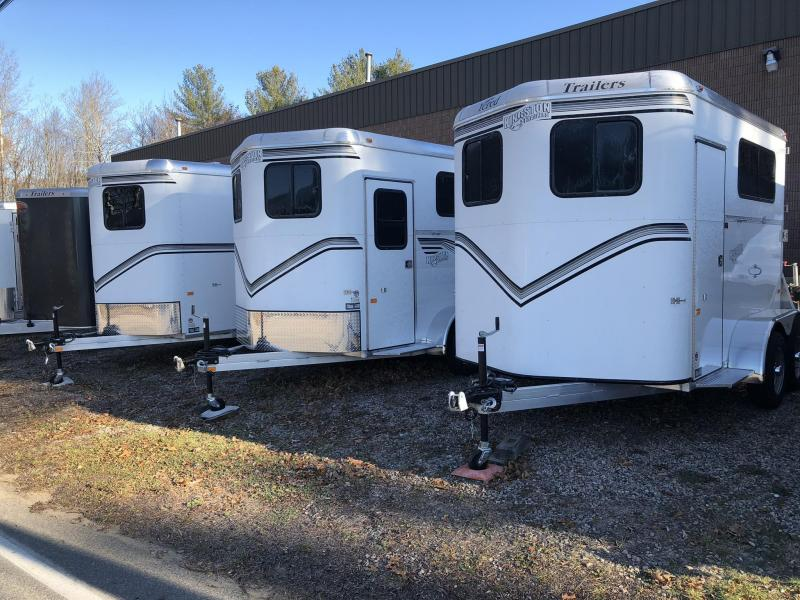 2018 Kingston Classic Elite Horse Trailer