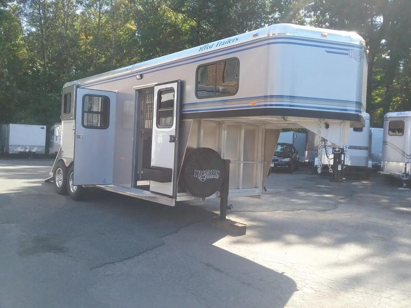 2020  Kingston Trailers Inc. Belvedere Horse Trailer
