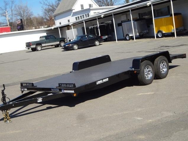 2018   Bri-Mar CAR HAULER Car / Racing Trailer