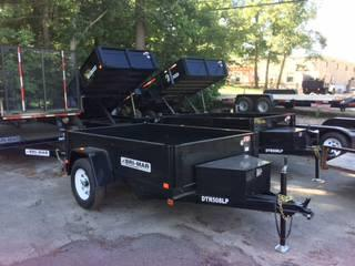 2017    Bri-Mar Dump Trailer