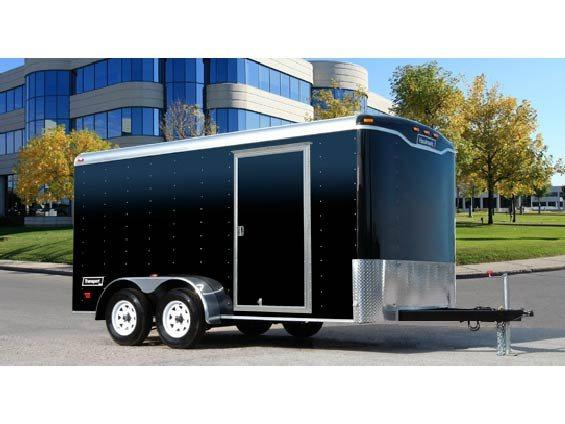 2016 Haulmark Transport 7X16 Cargo Trailer