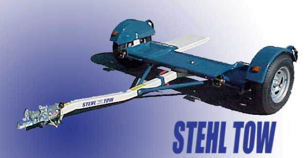 2016 Stehl Tow Dolly