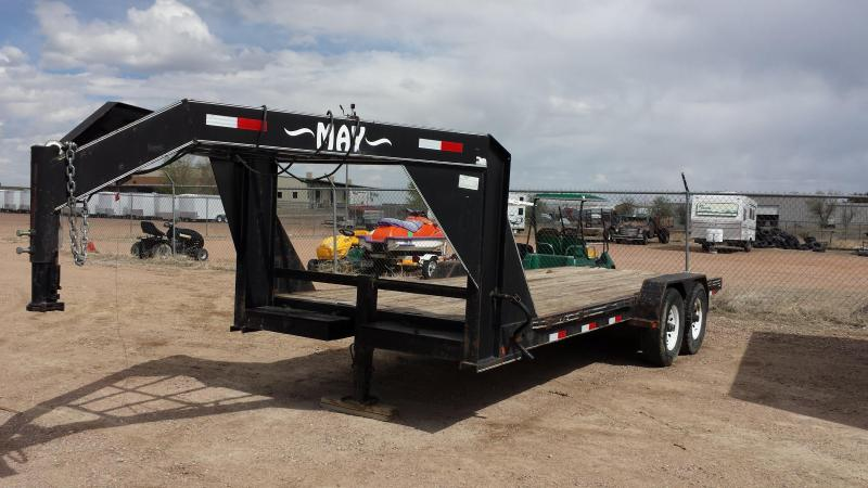 2006 May Flatbed Trailers