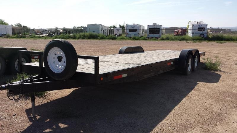 2007 Homemade Light Duty Utility Trailer