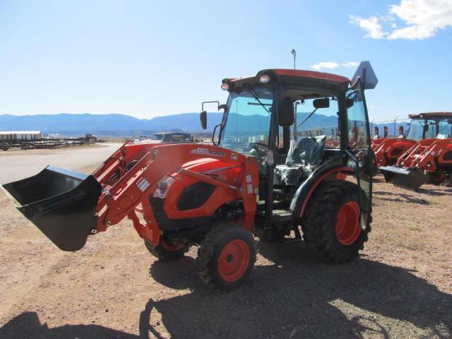 2017 Kioti CK3510 Cab Tractor