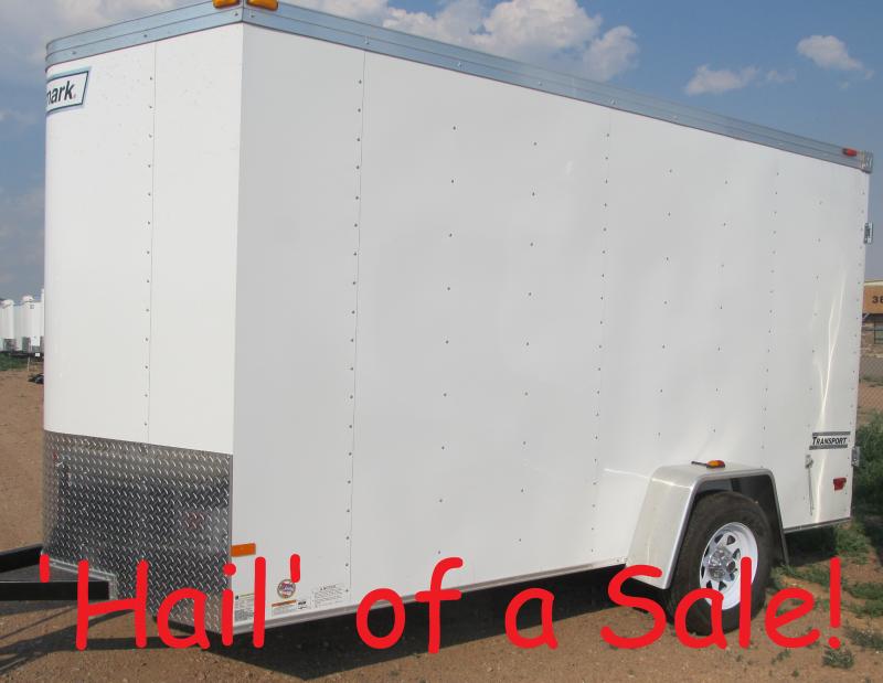 2014 Haulmark Transport Enclosed Cargo Trailer