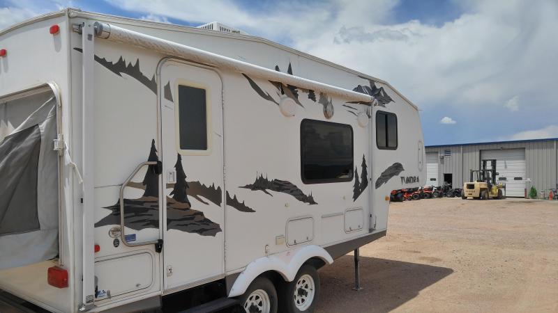 2007 Thor Industries Tahoe Camping / RV Trailer