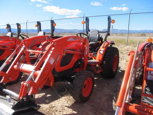 2017 Kioti CK2510 Tractor