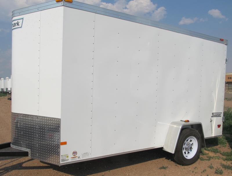 2015 12' Haulmark Passport Enclosed Trailer
