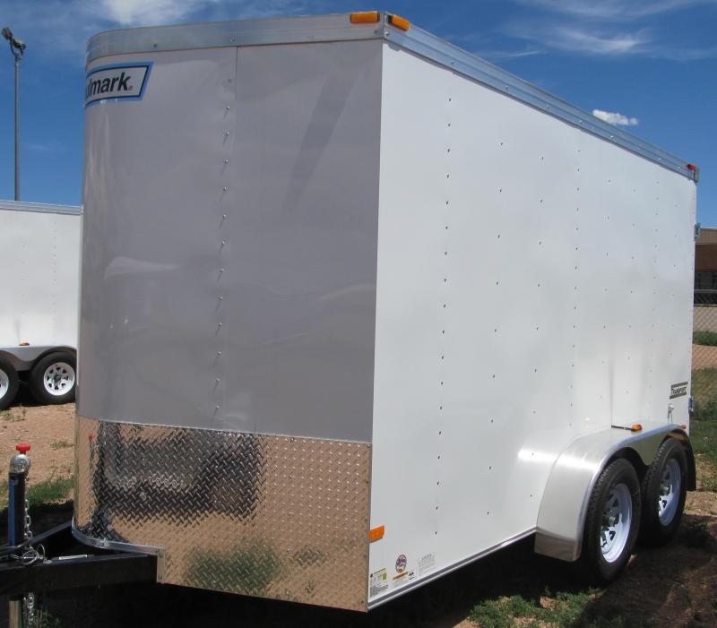 2016 Haulmark Transport 16'x 7' Enclosed Cargo Trailer