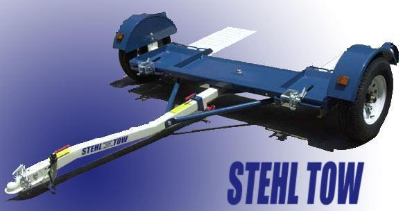 2014 Stehl Tow Dolly with Brakes