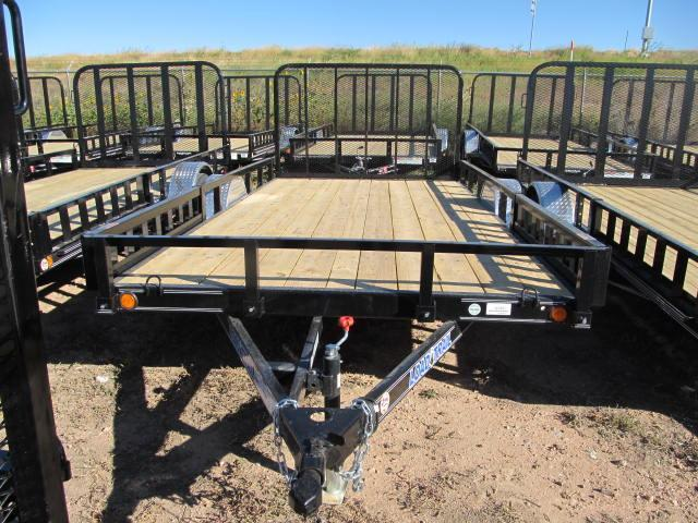 "2018 Load Trail 14'X83"" ATV Trailer"