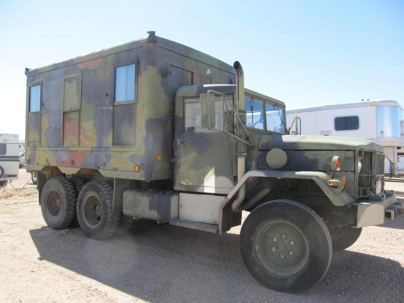 1965 Jeep Duce and a Half Other Trailer