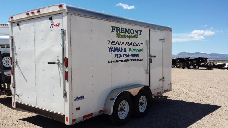 2006 Pace American Cargo Trailer