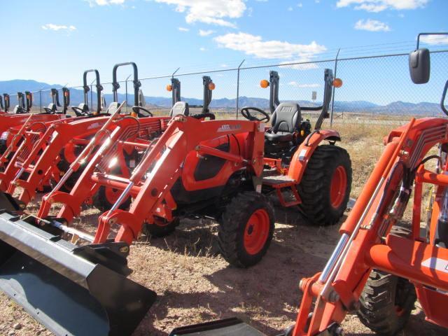 2017 Kioti CK2610 Tractor