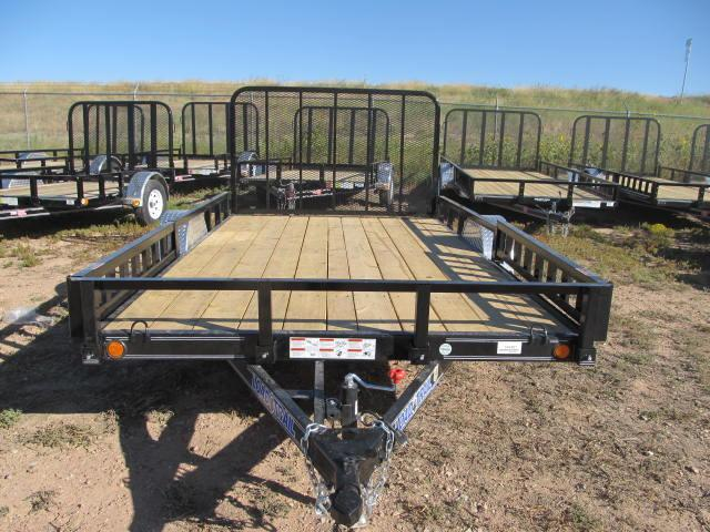 "2018 Load Trail 12'X83"" ATV Trailer"