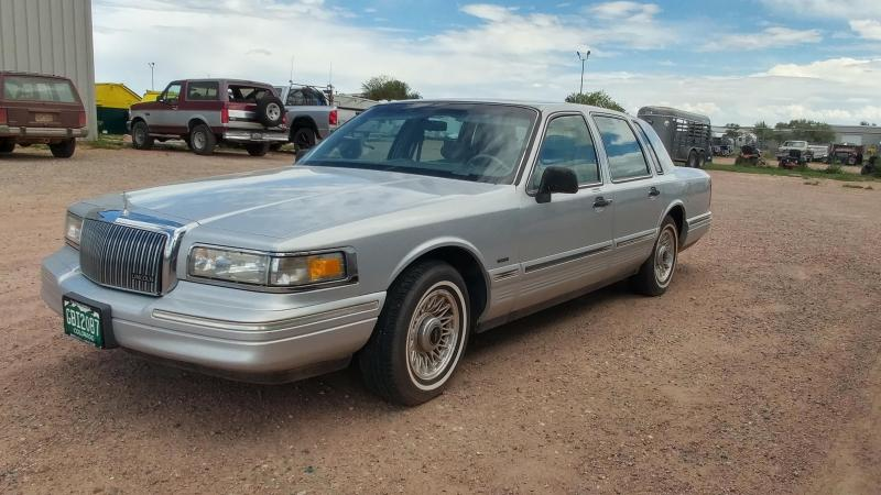 1996 Lincoln Towncar