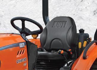 2017 Kioti CK2610 HST Tractor