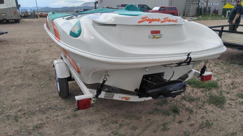 1997 Sugar Sand Tango Power Boat and Trailer